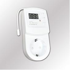 Терморегулятор terneo rz с внешним датчиком t